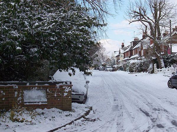 Morris Road