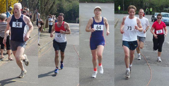 Next few Runners